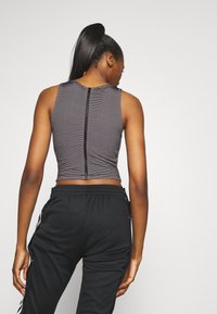 adidas Performance - TANK - Top - black - 2