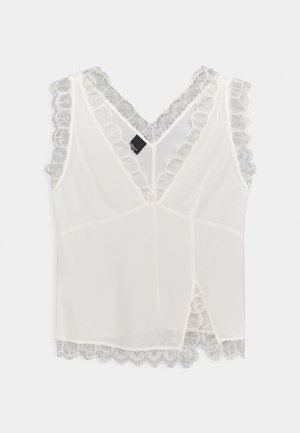 SEMOLINO HABUTAY SOFT TOUCH - Blouse - off-white