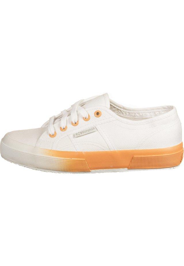 GRADIENT  - Sneakers basse - white/orange melon