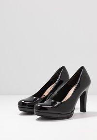 Tamaris - Zapatos altos - black - 4