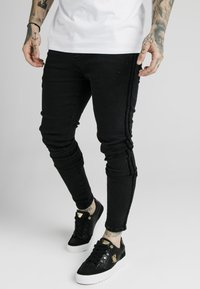 SIKSILK - Slim fit jeans - black - 0