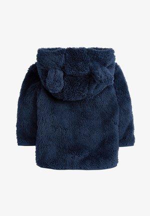 OATMEAL - Fleecová bunda - blue