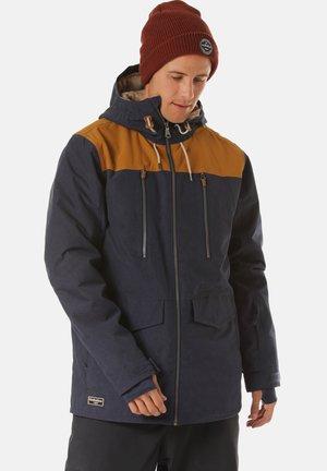 FAIRBANKS - Snowboardjacke - navy blazer