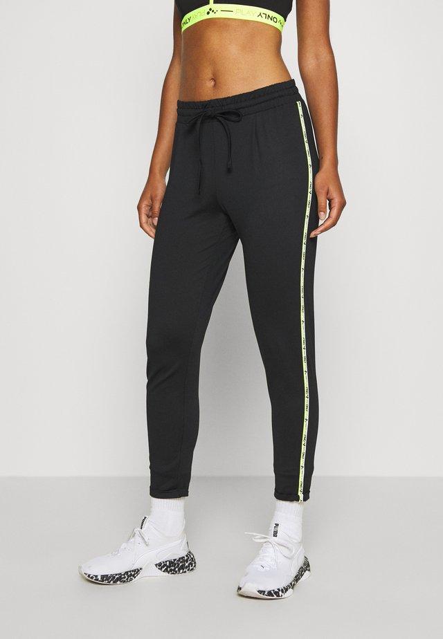 ONPADOR PANTS - Spodnie treningowe - black