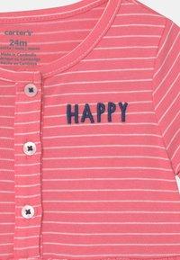 Carter's - STRAWBERRY SET - Jumpsuit - pink/multi-coloured - 2