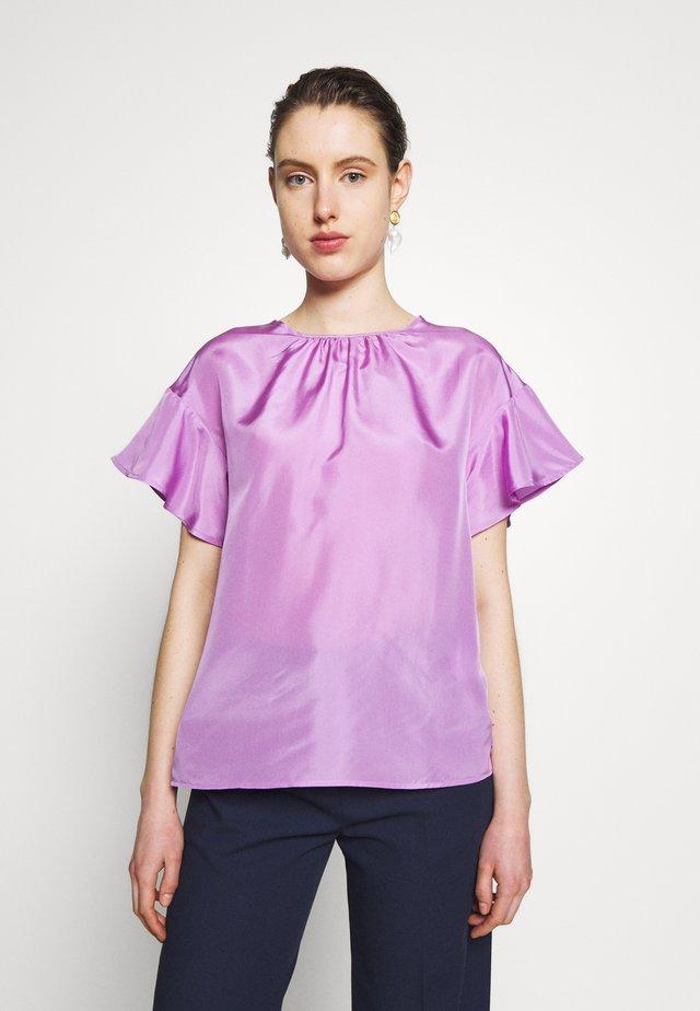 BOZEN - Blusa - lilac