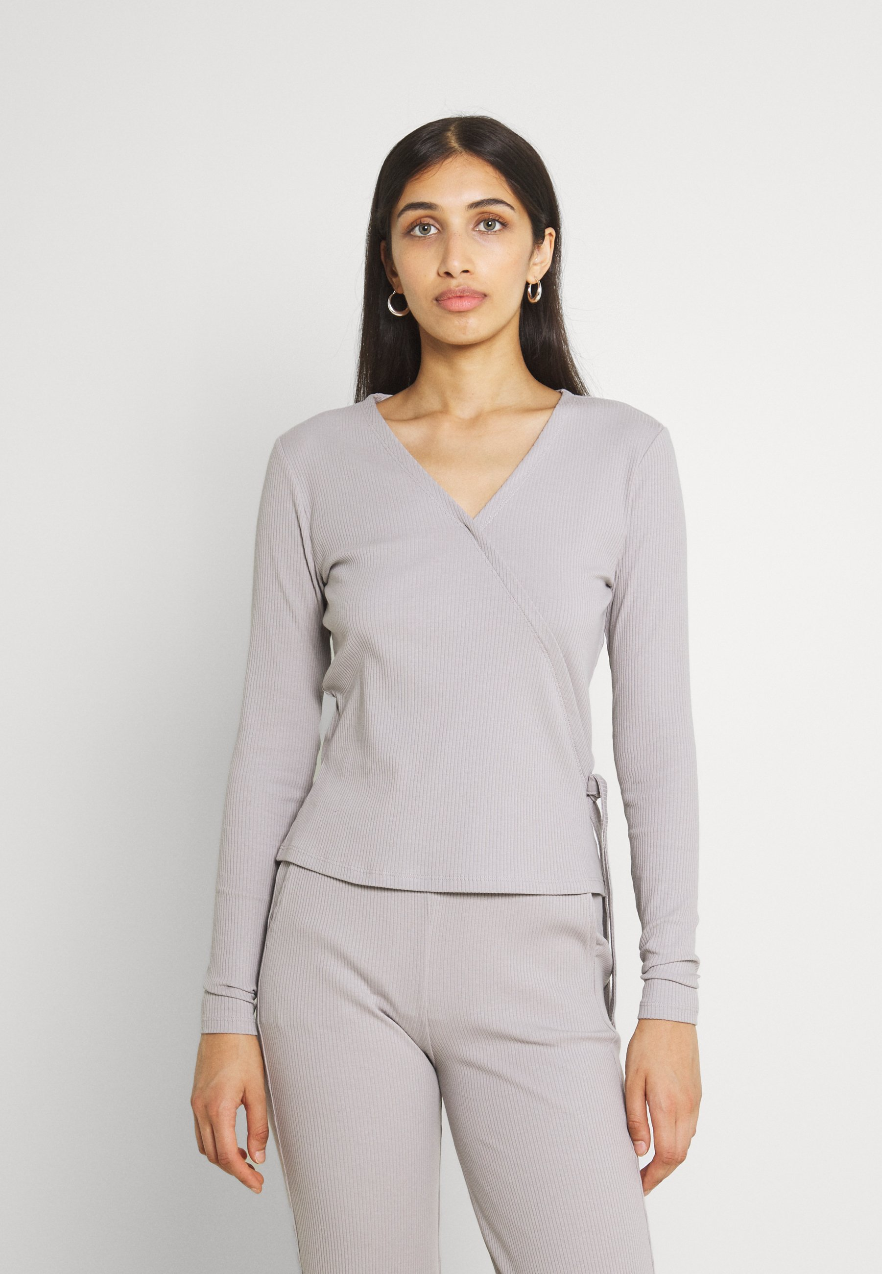 Women VIJULLA WRAP - Long sleeved top