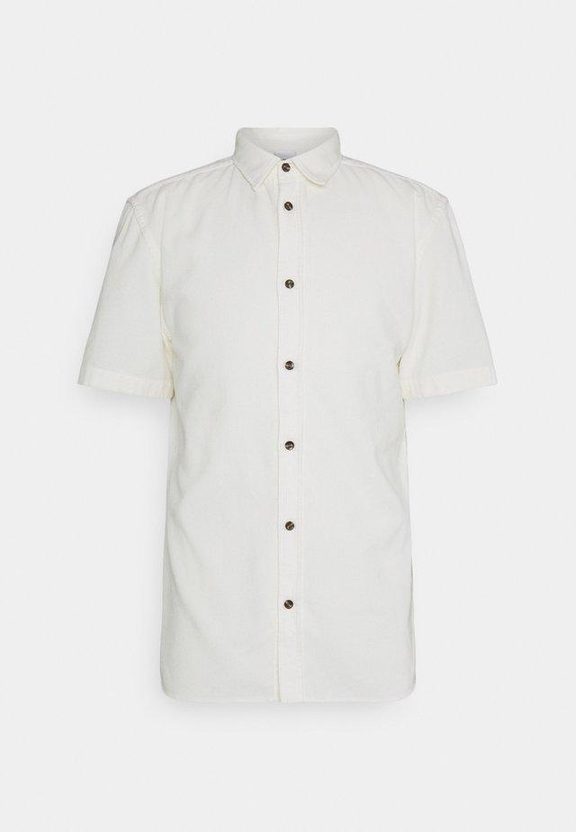 HENDRIX - Overhemd - cannoli cream