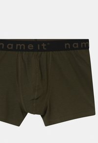 Name it - NKMBOXER NIGHT 4 PACK - Pants - forest night - 3