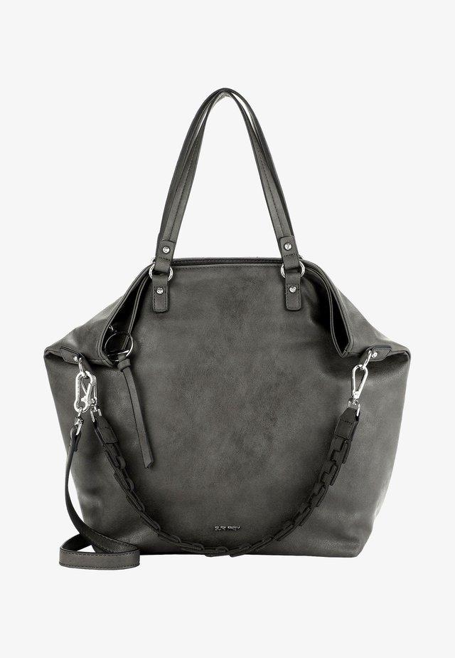 LUZY - Handbag - grey