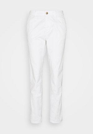 Chinos - white
