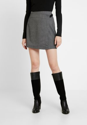 ENFROSTINE SKIRT - Wrap skirt - grey