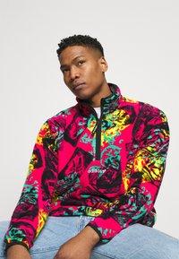 adidas Originals - Fleece jumper - multicolor - 4