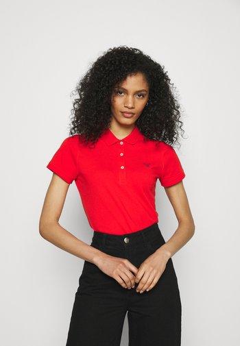 SUMMER  - Polo shirt - lava red