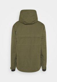 Billabong - SHADOW - Snowboard jacket - olive - 8