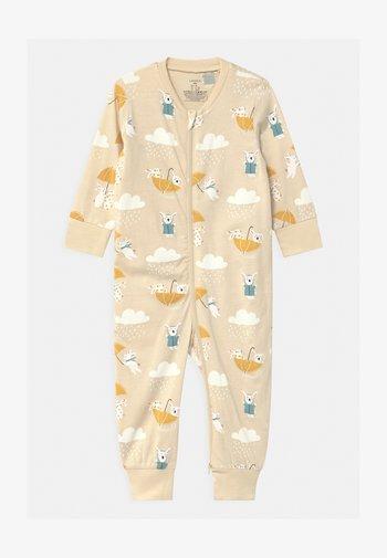 RABBIT STORY UNISEX - Pyjamas - light beige