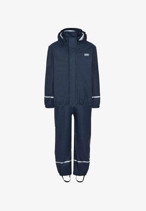 Waterproof jacket - dark navy