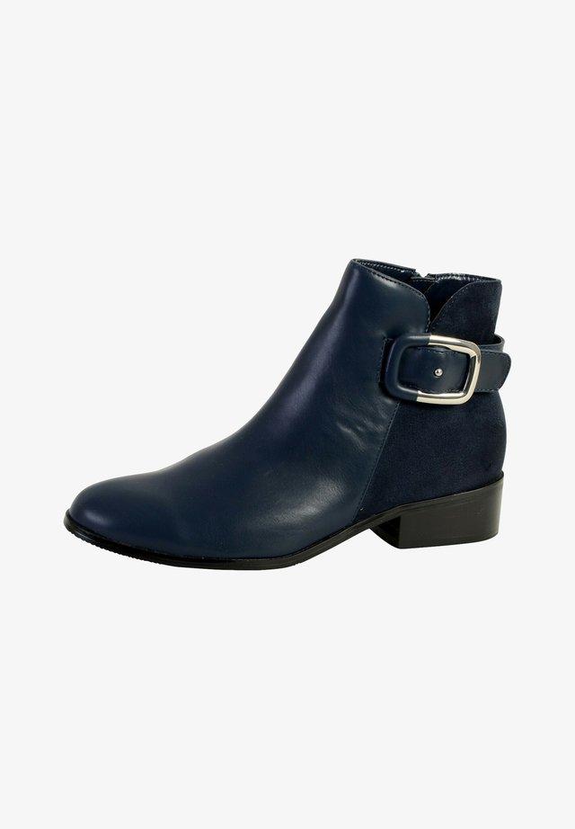 Boots à talons - marine