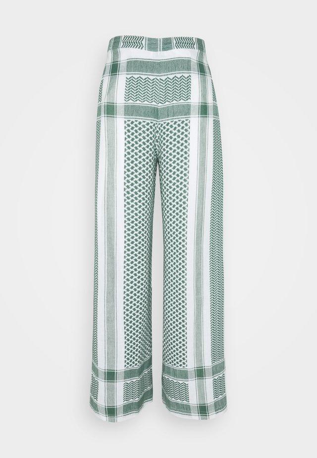 ELISABETH TROUSERS - Pantalon classique - pepper