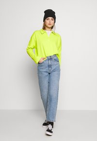 Monki - ZAMI VINTAGE - Jeans relaxed fit - blue - 1