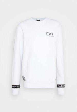 Sweater - white/black