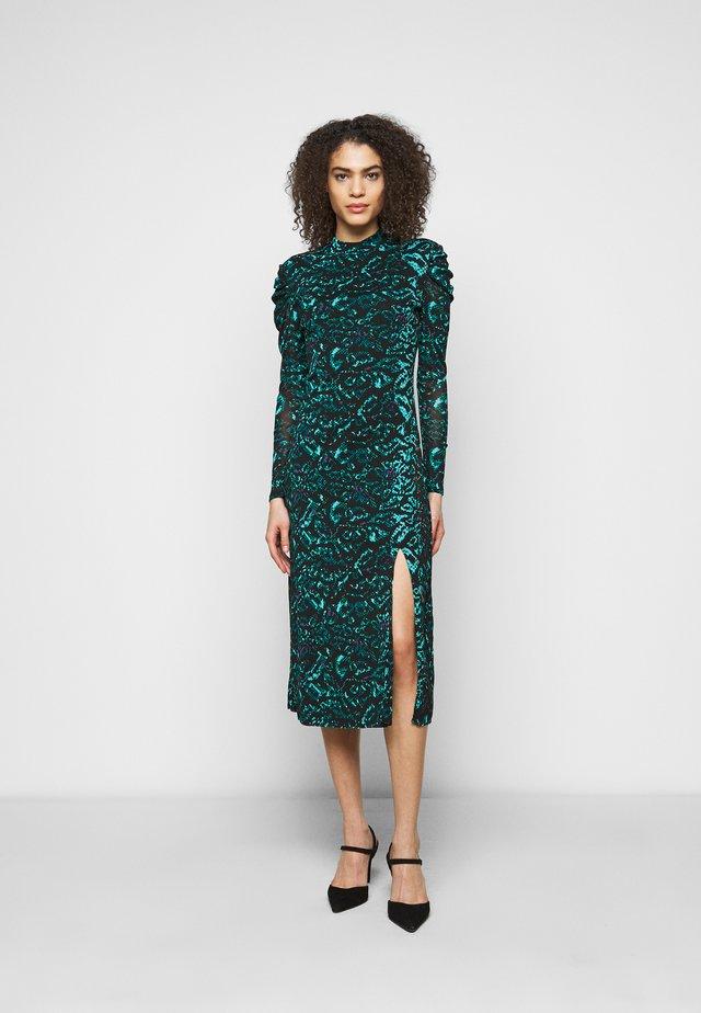 SANDRA - Vapaa-ajan mekko - dark green