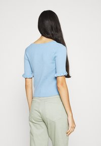 Monki - SALMA - Cardigan - blue - 2