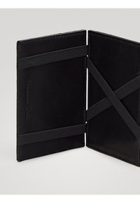 Massimo Dutti - KARTENTASCHE - Business card holder - black