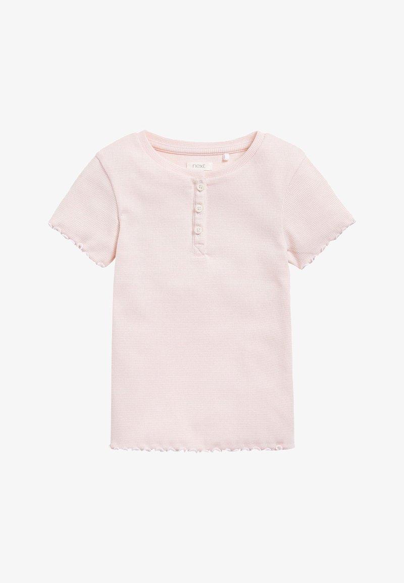 Next - Basic T-shirt - pink