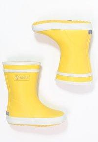 Aigle - BABY FLAC UNISEX - Wellies - jaune - 1