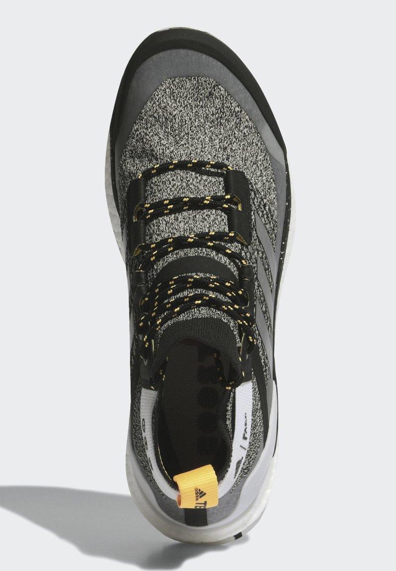 adidas Performance - TERREX FREE HIKER PARLEY BOOST - Outdoorschoenen - white