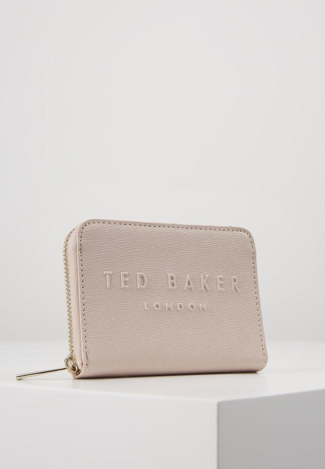 HALLA - Wallet - dusky pink