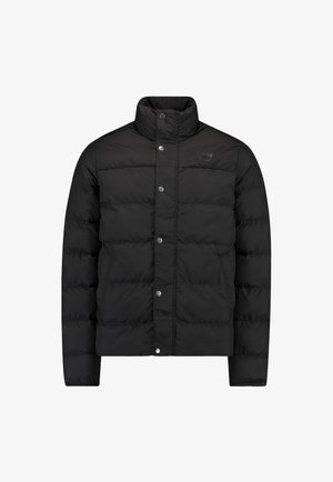 CHARGED PUFFER - Outdoorjacke - black out