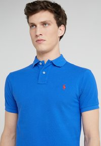 Polo Ralph Lauren - SLIM FIT MODEL  - Polo - new iris blue - 4