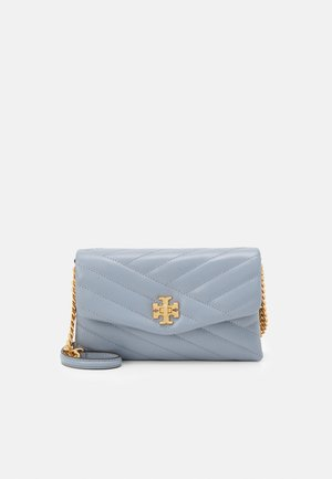 KIRA CHEVRON CHAIN - Sac bandoulière - cloud blue