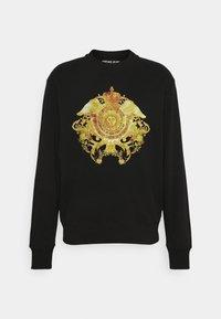 Versace Jeans Couture - Felpa - black - 4