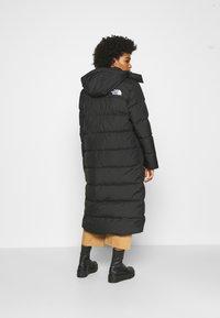 The North Face - TRIPLE PARKA - Down coat - black - 2
