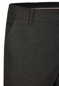 Club of Comfort - GARVEY IM WOLL LOOK - Trousers - dark grey - 3