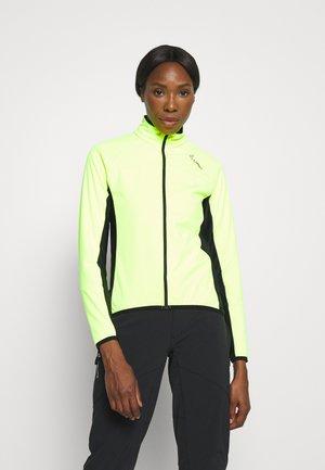 BIKE JACKET ALPHA LIGHT - Windbreaker - neon yellow
