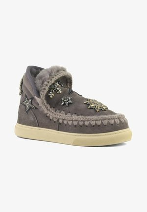 STAR PATCHES MINF FUN - Mocasines - grey