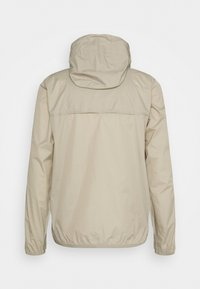K-Way - LE VRAI CLAUDE UNISEX - Waterproof jacket - beige - 1