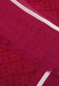 Bally - CHAIN PRINTED STOLE - Foulard - passion - 4
