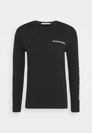 ESSENTIAL INSTIT TEE UNISEX - Long sleeved top - black