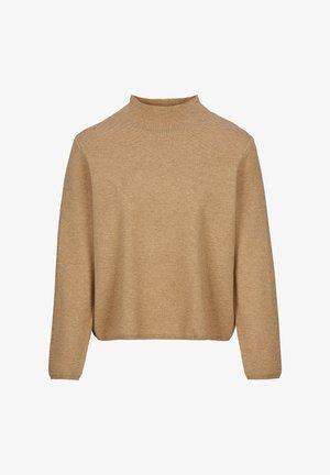 Sweater - camel