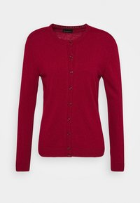 Sisley - Cardigan - dark red - 0