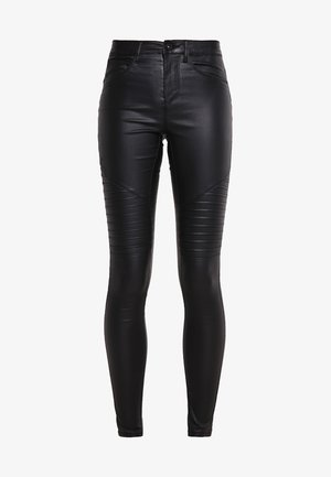 ONLNEW ROYAL - Pantalones - black