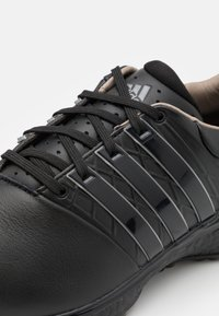 adidas Golf - TOUR360 BOOST SPORTS GOLF SNEAKERS SHOES - Golfové boty - core black/iron metallic - 5