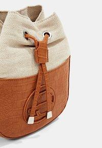 Esprit - Across body bag - caramel - 3