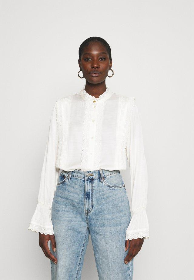 AUSTIN BLOUSE - Camicia - off-white