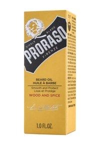 Proraso - BEARD OIL - Skægpleje - wood & spice - 1